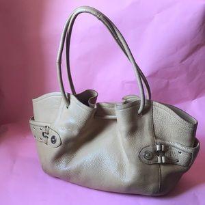 4a1245d8e94 Cole Haan Bags | Vintage Tan Pebbled Leather Bag | Poshmark